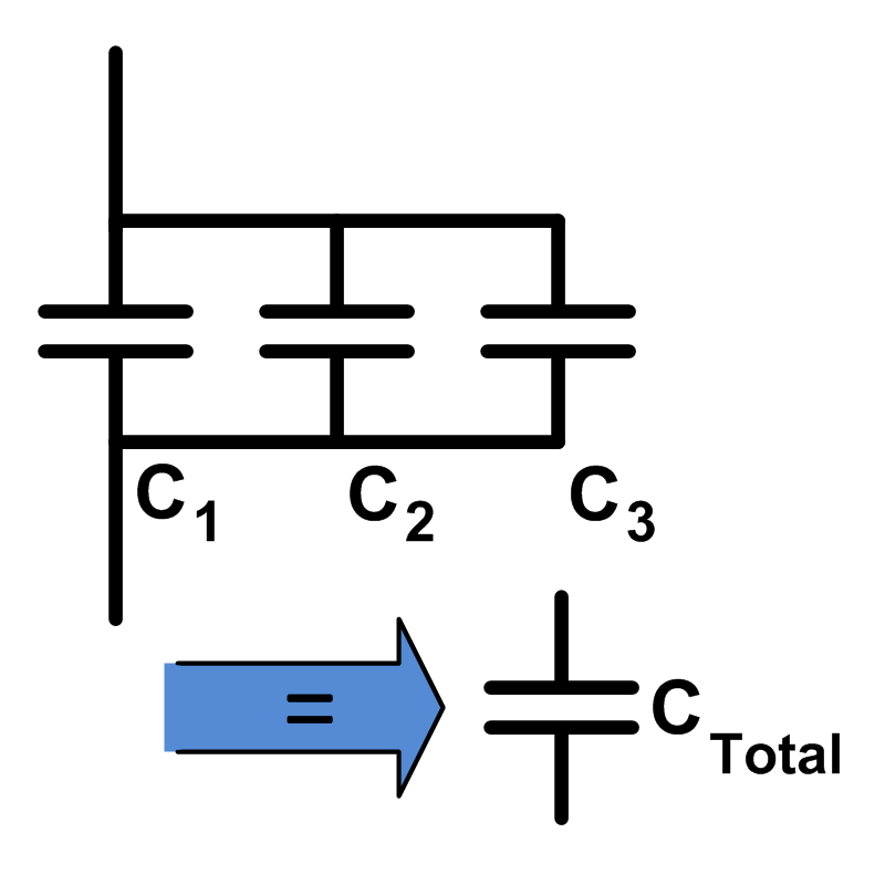Kapazität Kondensator Parallelschaltung berechnen